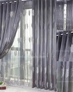 Washing Sheer Curtains Tende Grigie Economici Con Ricamo E Jacquard Per Living Room