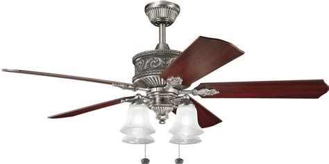 kichler ceiling fans with lights 20 beautiful ceiling fans with lights by kichler