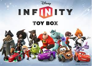 Disney Infinity Box App Disney Infinity Box App Launches On