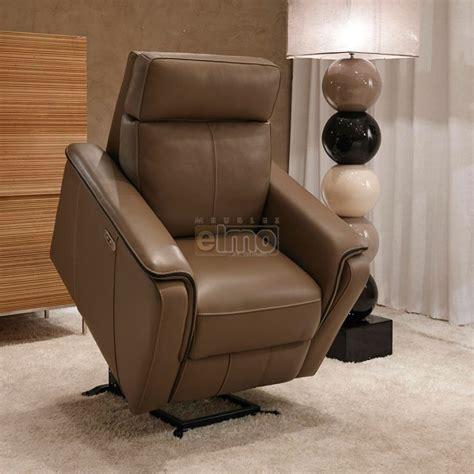 fauteuil relax releveur 233 lectrique cuir