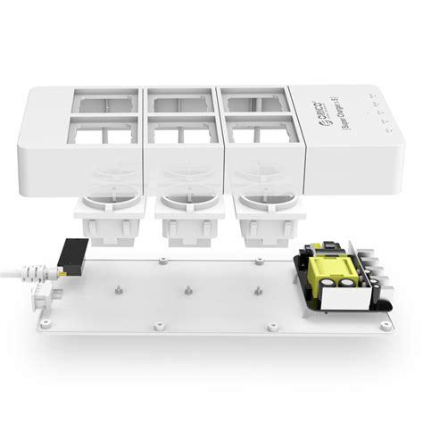 Hpc Handphone jual orico hpc 6a5u eu surge protector 6 outlet with