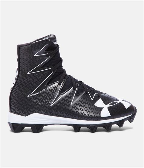 under armoir cleats boys ua highlight rm jr football cleats under armour us