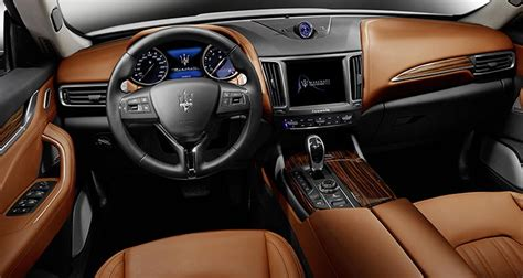 maserati car interior 2017 2017 maserati levante consumer reports
