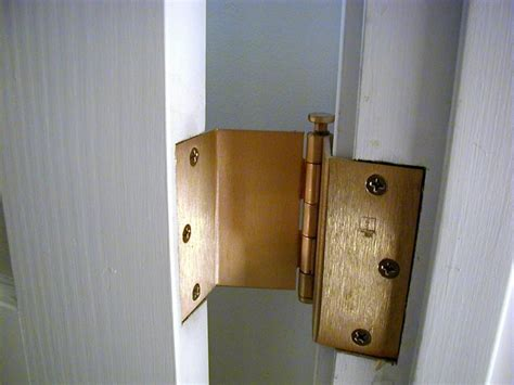swing clear door hinge swing away hinges