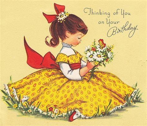 25 best ideas about vintage birthday cards on best 25 vintage birthday cards ideas on vintage