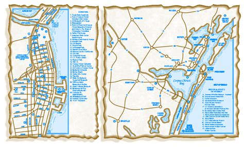 city map of corpus christi texas corpus christi texas map corpus christi tx mappery