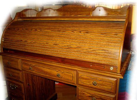 riverside roll top riverside furniture roll top rolltop desk with key lock ebay