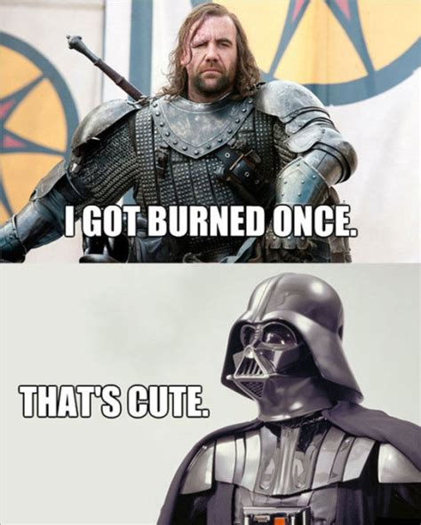 Imgur Com Meme - star wars vs game of thrones album on imgur