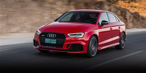 Rs3 Audi 2017 Audi Rs3 Review Caradvice