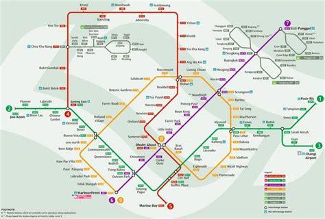 singapore mrt map map mrt singapore mrt system map singapore republic of singapore