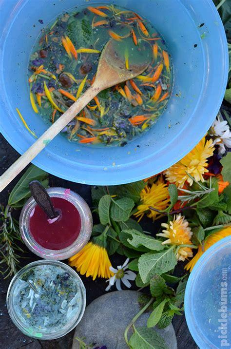 growing  magic potion garden picklebums