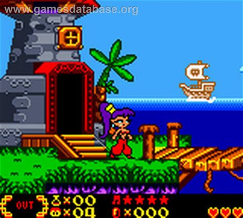 shantae gameboy color shantae nintendo boy color database
