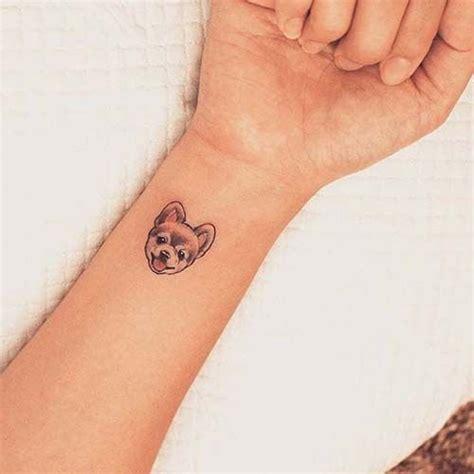 dog wrist tattoo k 252 231 252 k k 246 pek d 246 vmesi bilek small on wrist
