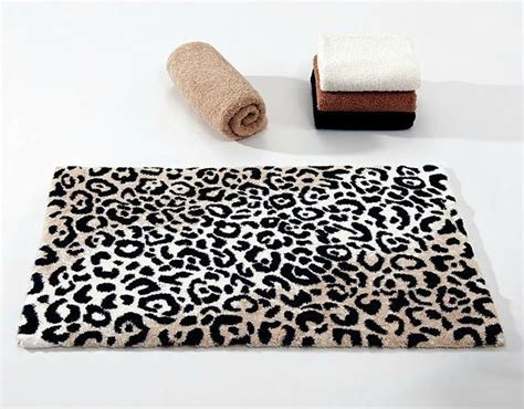 animal print bathroom rugs 17 best images about bath towels rugs robes on
