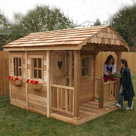 backyard playhouse for sale wooden playhouses for sale