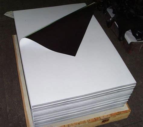 printable magnetic vinyl flexible magnetic sheet with glossy white vinyl purchasing