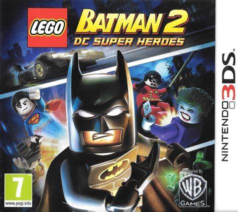 Lego Batman L by Lego Batman 2 Dc Heroes 2016 Android Box Cover