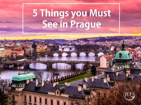 See What Search For 5 Things You Must See In Prague