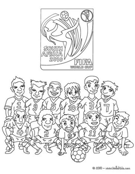 Fifa World Cup Team Coloring Pages Hellokids Com World Cup Coloring Pages