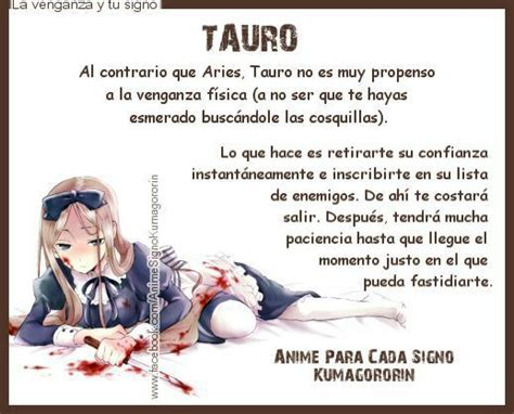 O Anime De Cada Signo by Zodiaco La Venganza Y Tu Signo Anime Amino