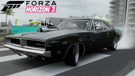 Dodge Charger 1000 Hp by Forza Horizon 3 1000 Hp Charger