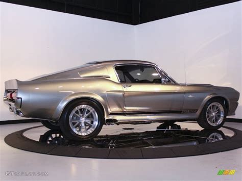1967 grey metallic ford mustang shelby g t 500 eleanor fastback 60379410 photo 9 gtcarlot