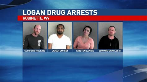 West Virginia Warrant Search Four Charged After Raid In Logan County Wchs