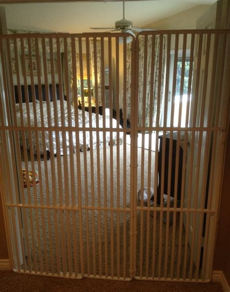 Tall Pet Gate With Cat Door Introducing Cats Pet Gate With Cat Opening Dog Cat