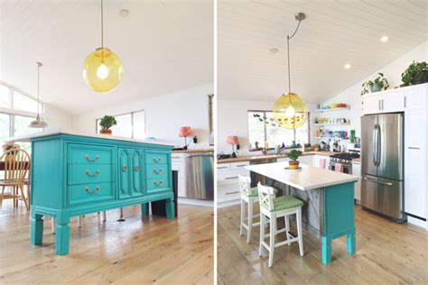15 funky kitchen islands that will make you jump on the 15 funky kitchen islands that will make you jump on the