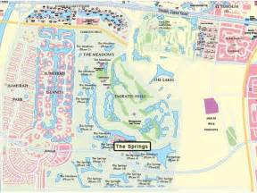 map of springs in building arabia the real estate company property s