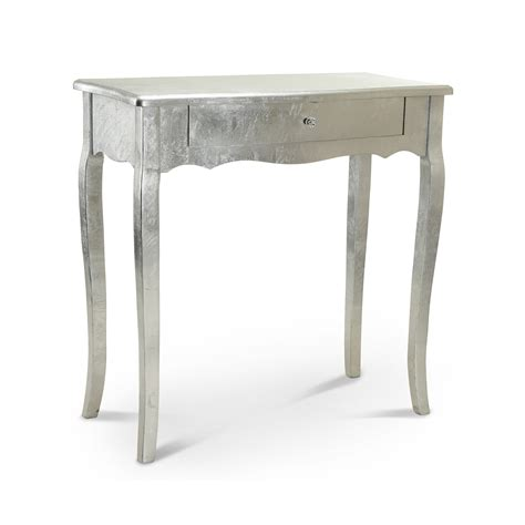 silver sofa table silver console table dressing tables bedroom furniture