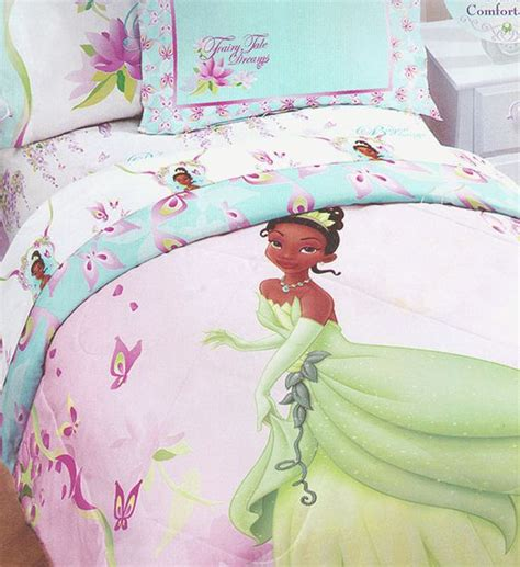 Princess Tiana Bedding Sets Tiana Princess Frog Bedding Princess And The Frog Toddler Bed Set
