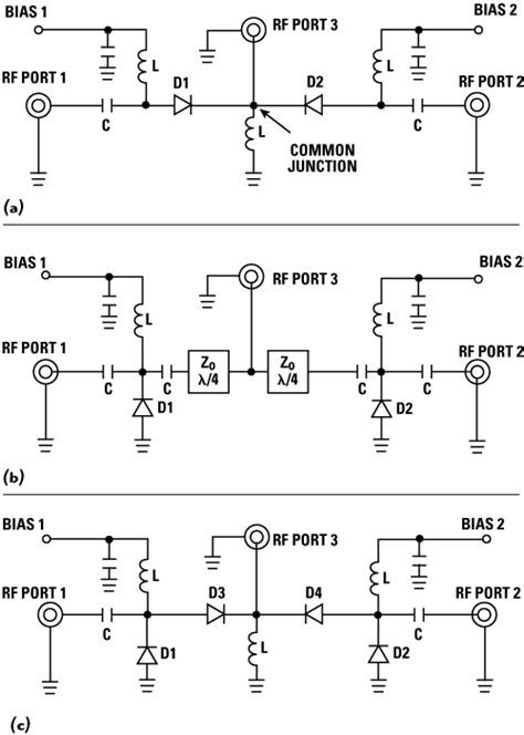 microwave diode circuit rf switches information engineering360