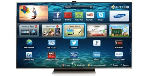 Tv Samsung Es9000 samsung smart tv es9000 is the gift of the season