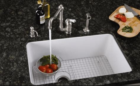 farmhouse sink stainless vs porcelain how to buy a kitchen sink choosing stainless porcelain