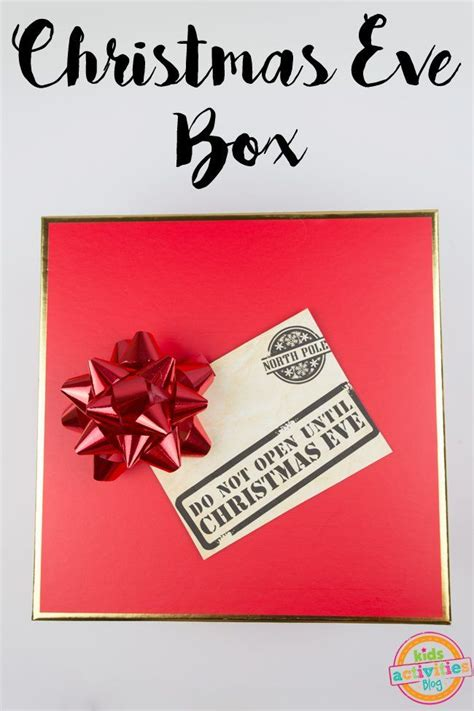 printable christmas eve box 77 best images about christmas on pinterest trees