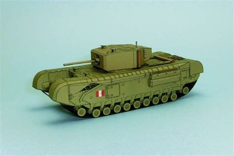Papercraft Tanks - tank papercraftsquare free papercraft page 14