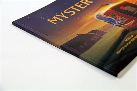 Softcase Custom Foto softcover children s book printing self publish your book with printninja
