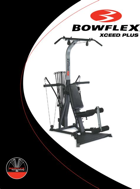 bowflex home xceed plus user guide manualsonline