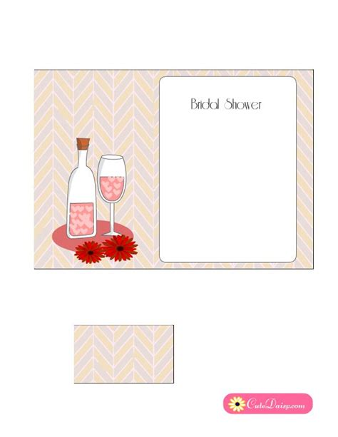free templates for cocktail invitations 17 best images about free printable bridal shower