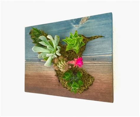 Hummingbird Garden Decor by 30 Unique Hanging Planters To Help You Go Green