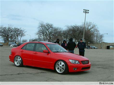 lexus is300 red lexus is300 in red benlevy com