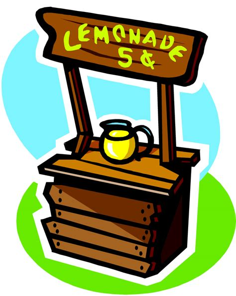 lemonade clipart lemonade stand clipart clipart suggest