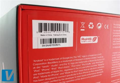 Beats Pro Detox Serial Number Check by How To Spot Beats By Dre Studio Headphones Snapguide