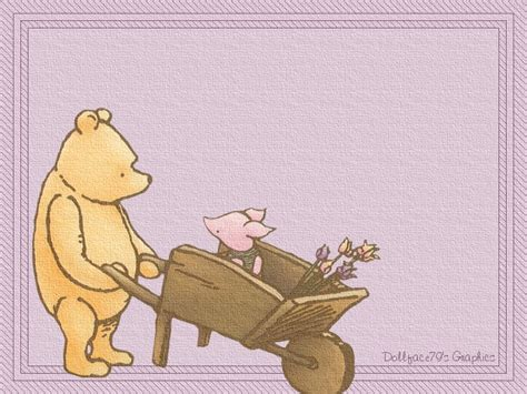 Wallpaper Classic Pooh | classic pooh quotes desktop wallpaper quotesgram