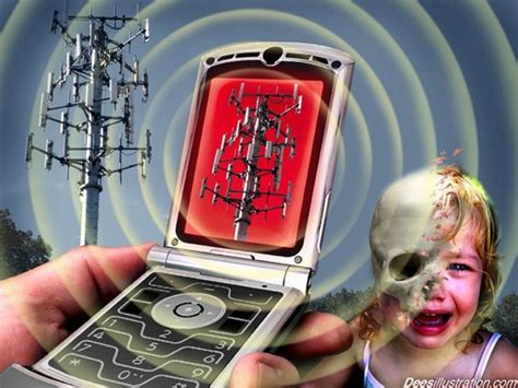 heavy cell phone use can quadruple your risk of brain cancer social awareness mobile radiation
