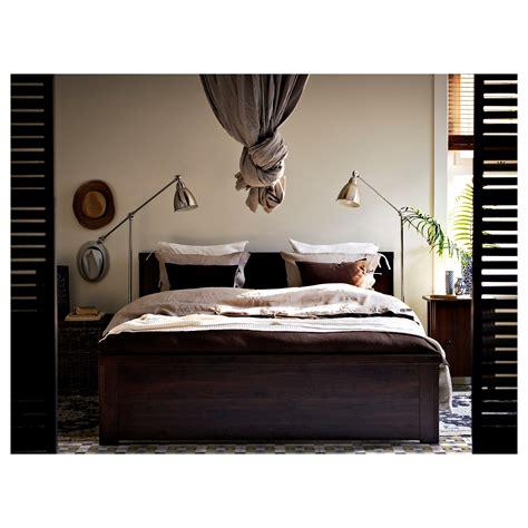 brusali ikea bed frame brusali bed frame brown lur 246 y standard ikea
