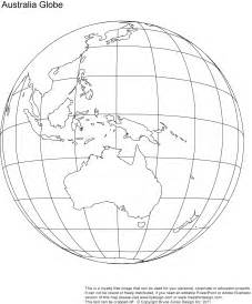 The Globe Outline by World Map Outline Printable Blank Globe Earth Maps Royalty Free Jpg Australia