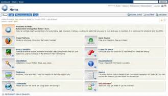 home pages templates create fancy wiki home pages with confluence lozenge and
