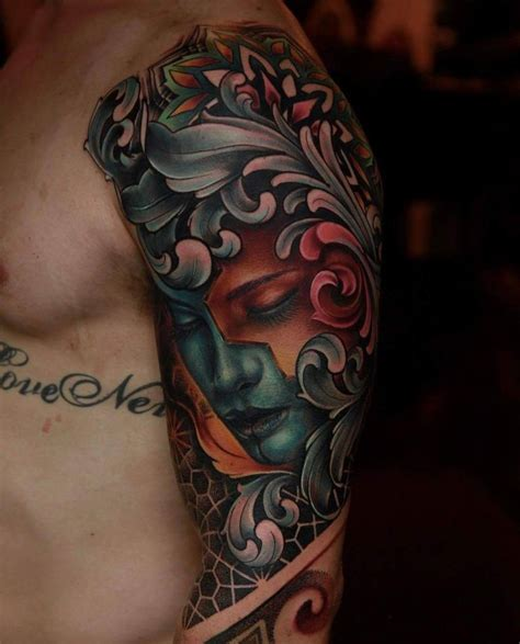 pin by frank roddy on tattoo artist rich pineda